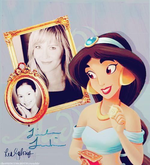 Jasmine - Linda Larkin (Speaking Voice) & Lea Salonga (Singing Voice) ♊️