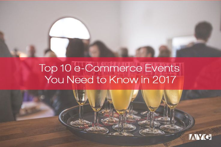 We strongly believe that e-Commerce Events & Conferences are an excellent way to meet people who share similar interests, connect in a direct way through face to face discussions and find common growth opportunities. It is a well-known fact that networking is essential in any business environment, no matter if speaking about e-commerce, traditional retail, or other industry for that matter.