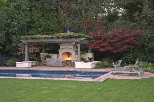 1000 Ideas About Pool And Patio On Pinterest Outdoor Decor Backyard Pool Landscaping And