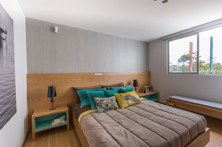 Reserva del Río es un proyecto residencial en el que se construirán cuatro torres de 26 pisos de altura, cada uno de los cuales tendrá cuatro apartamentos con áreas que van desde los 71 m2 hasta los 109 m2.