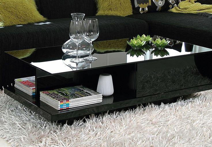 awa massimo l czarny nowoczesne meble kare design zona design meble o wietlenie dodatki. Black Bedroom Furniture Sets. Home Design Ideas
