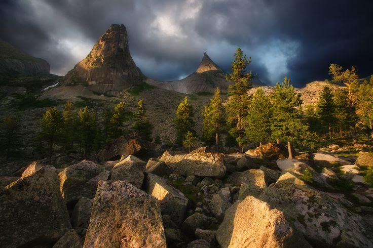 Золотой час наПараболе — National Geographic Россия