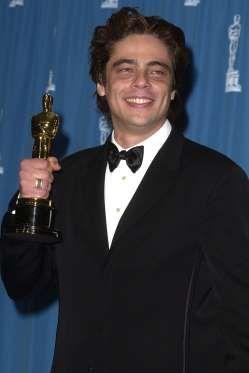 Year: 2001Film: TrafficAward: Best supporting actor (Golden Globe, Oscar), best actor (SAG) - Getty