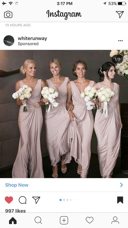 Best 10+ Dusky pink bridesmaids ideas on Pinterest | Dusky ...