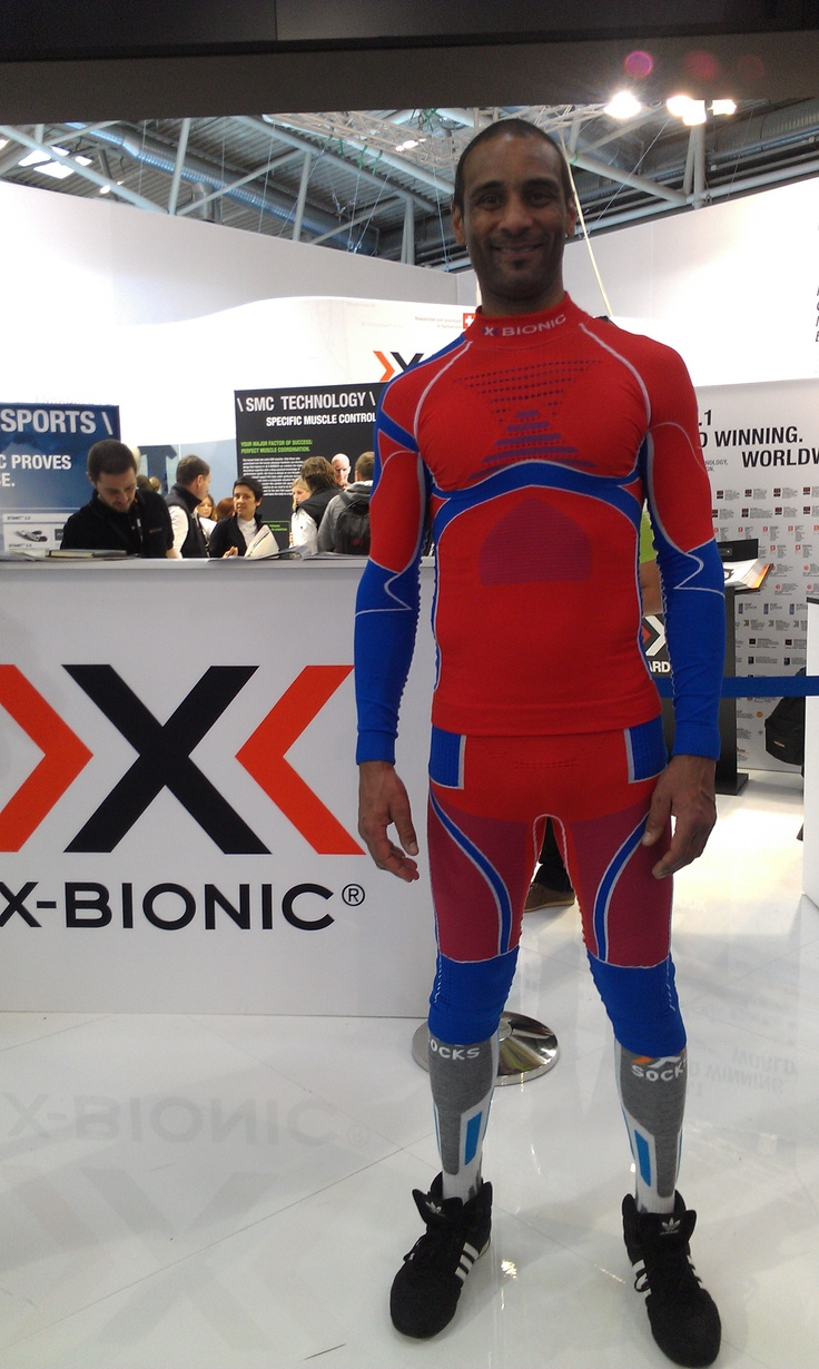 X-BIONIC® Energy Accumulator® EVO World Champion Edition Norway