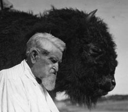 Charles Goodnight. No bigger legend than this Man. Cattleman and Plainsman at the turn of the Century.