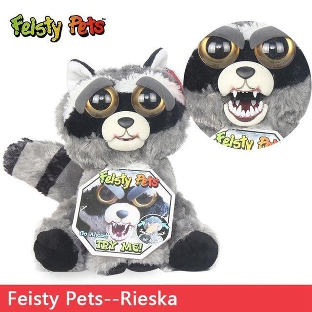 Original Feisty Pets Monkey Plush Plush Animals Baby Plush Toys