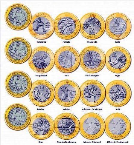 Judô - Boletim OSOTOGARI: Judô é uma das modalidades presentes nas moedas comemorativas dos Jogos Rio 2016