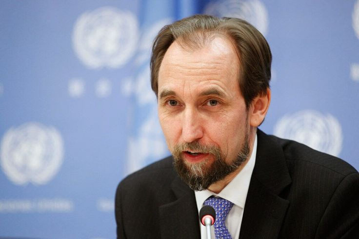 UN: General Assembly confirms Jordan's Prince Zeid as new UN human rights chief