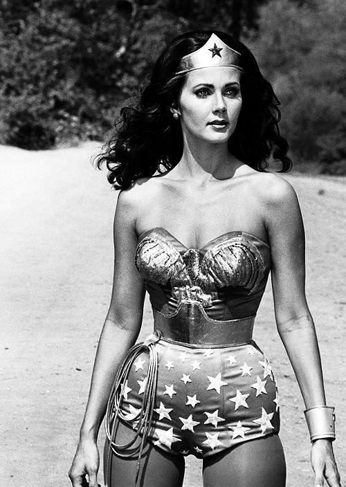 Lynda Carter as Wonder Woman 1970s