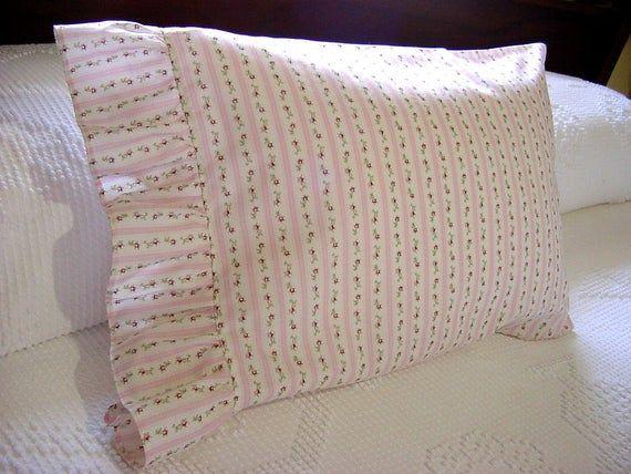 Rosebud Boudoir Pillow Cover