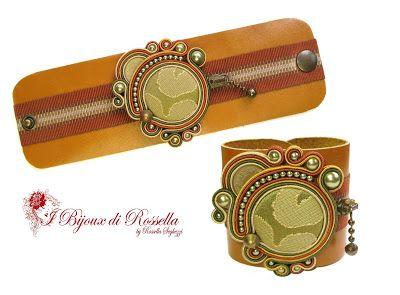 Rossella Seghezzi Design: Vintage Style Bracelet