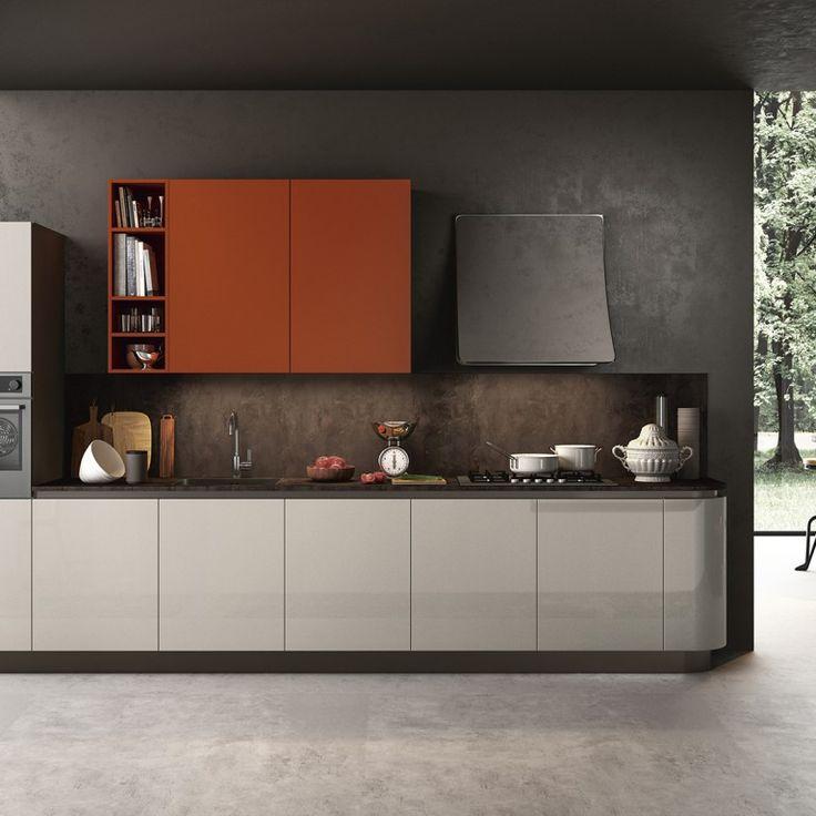 13 Best CUCINE MODERNE Images On Pinterest Kitchen Designs, Cook   Moderne  Kuchen Design Motus