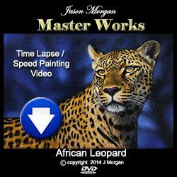 see how I paint this leopard in oils http://www.jasonmorgan.co.uk/wildlife-art-dvd-leopard.html