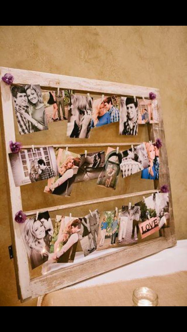 Photo display idea