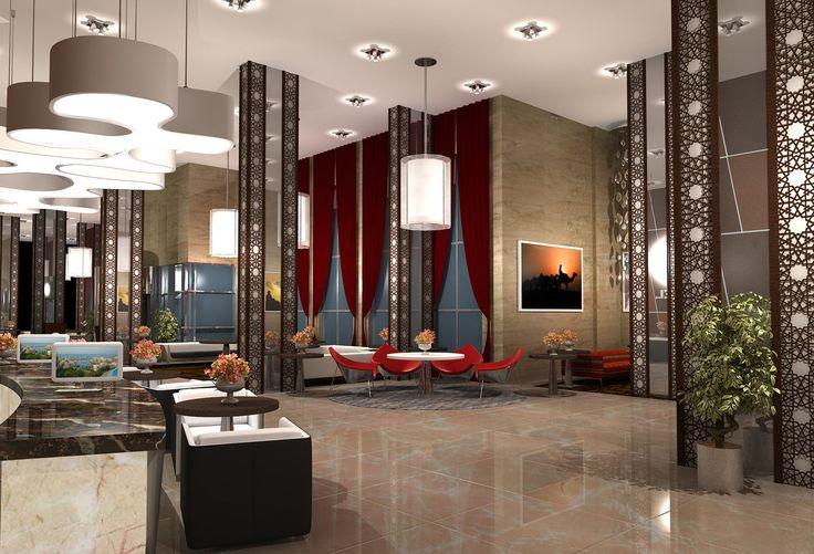 10 astonishing lobby design ideas that will greatly admire