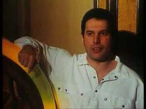 "Freddie Mercury The Last Interview. .This interview took place in 1987, and was conducted by Rudi Dolezal. Freddie talks about Monserrat Caballe, the album ""Barcelona"" and his single ""The Great Pretender""."