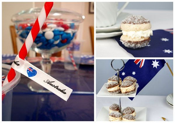 1000 images about australia day on pinterest australia for Australia day decoration