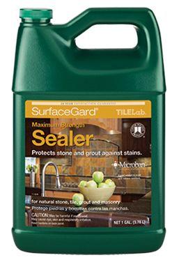 Tilelab Surfacegard Maximum Strength Penetrating Sealer