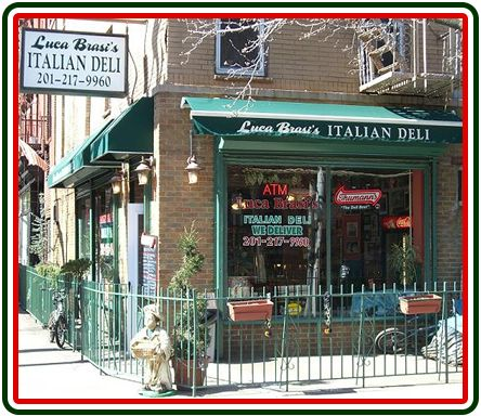 Luca Brasi s Italian Deli Hoboken  NJ Cheap 8 out of 10 Stand Outs  Big22 best Hoboken images on Pinterest   New jersey  Jersey girl and  . Good Restaurants In Hoboken New Jersey. Home Design Ideas