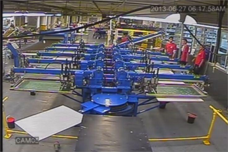 Alpha 8 M Automatica 12 tablas 10 colores.
