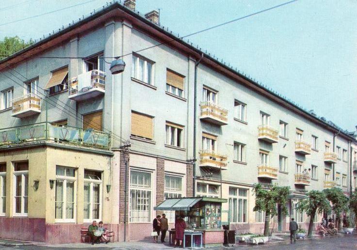 Vasas Üdülő (Vasmunkás), Rákóczi utca 20, 1969?