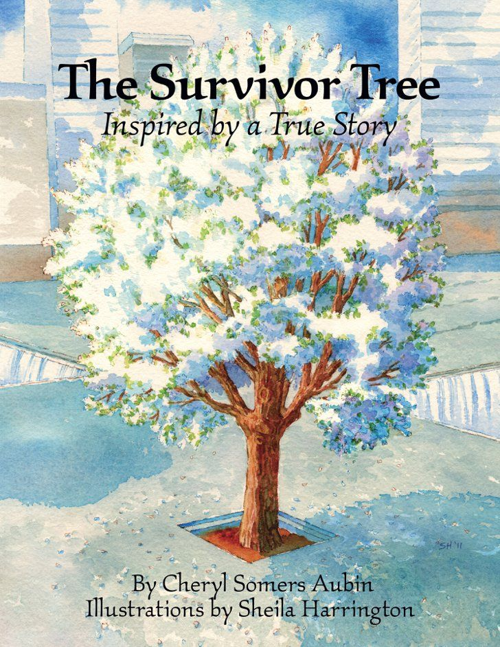 Pin for Later: 6 Books to Help Introduce 9/11 to Kids The Survivor Tree: Inspired by a True Story