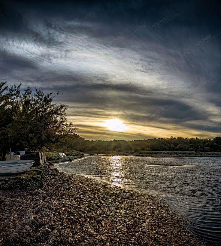 Es Grau Sunset, Menorca