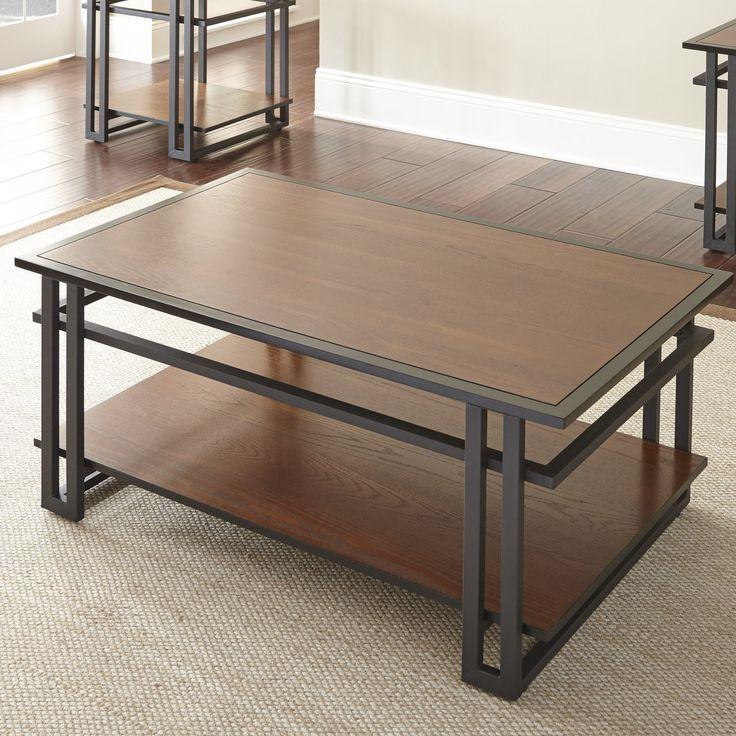 Best Wdmg8828 Coffee Table 3 Piece Coffee Table Set Coffee 400 x 300