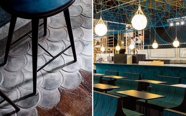 Los mejores restaurantes de costa con inspiraci n for Decoraciones para cevicherias