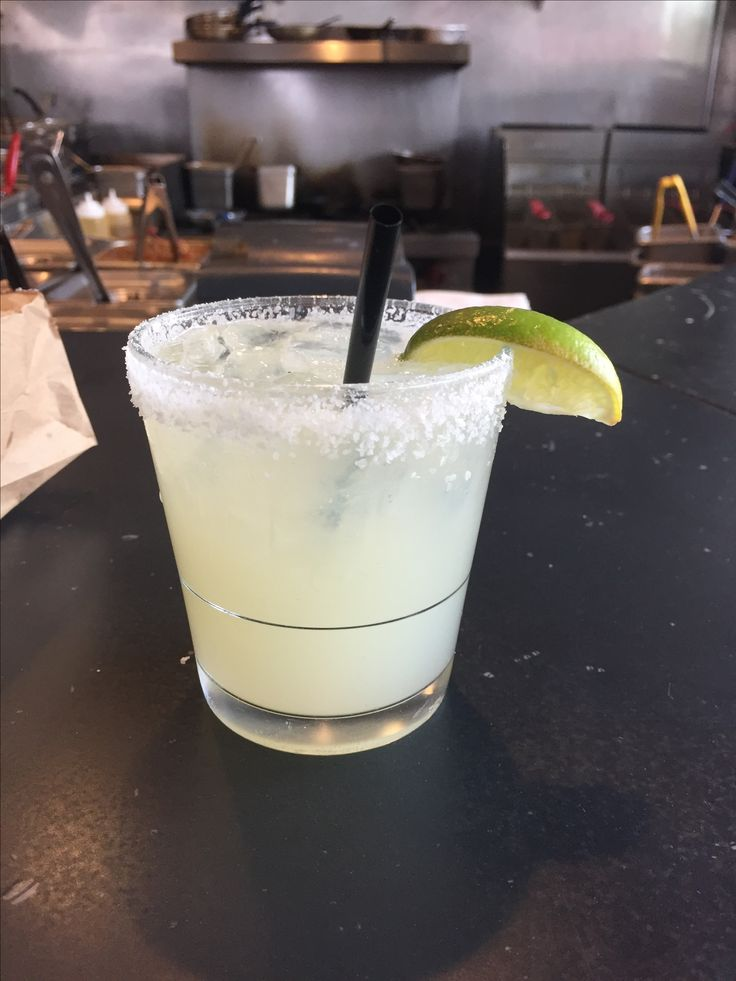 Pinches Margarita...Fresh Lime Juice! One of the best I've had!