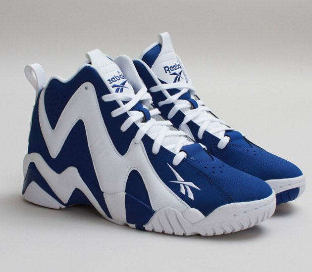 Shawn Kemps Reebok Kamikaze II Mid will see some intricate colorways this  season but its bold dd9ec5540a