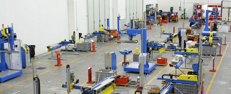 CAMPETELLA Robotic Center S.r.L. | automazione e robotica industriale