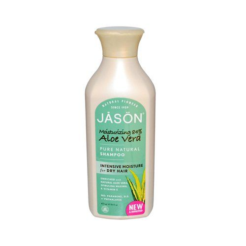 Jason Natural 84% Pure Aloe Vera Shampoo Hair Soothing 16 oz ( Multi-Pack) >>> Click image for more details.