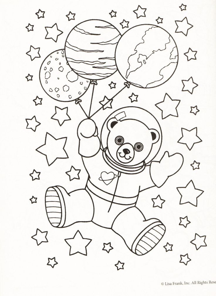 99 best Coloring pages: Teddy Bears images on Pinterest | Coloring ...