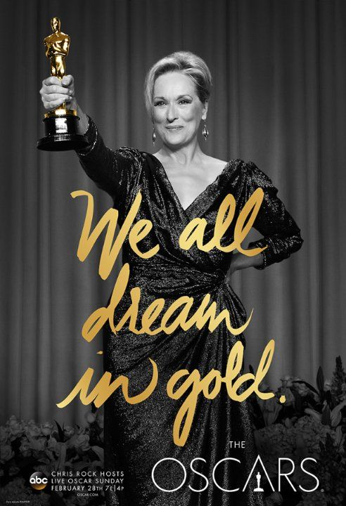 Meryl Streep in The 88th Annual Academy Awards (2016)