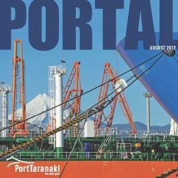 Aug 2012 Publications | Port Taranaki
