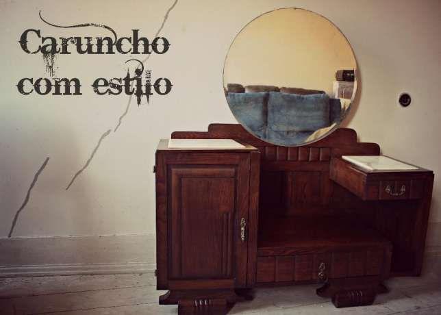 Toucador Art Deco Setúbal (São Julião, Nossa Senhora Da Anunciada E Santa Maria Da Graça) - imagem 1