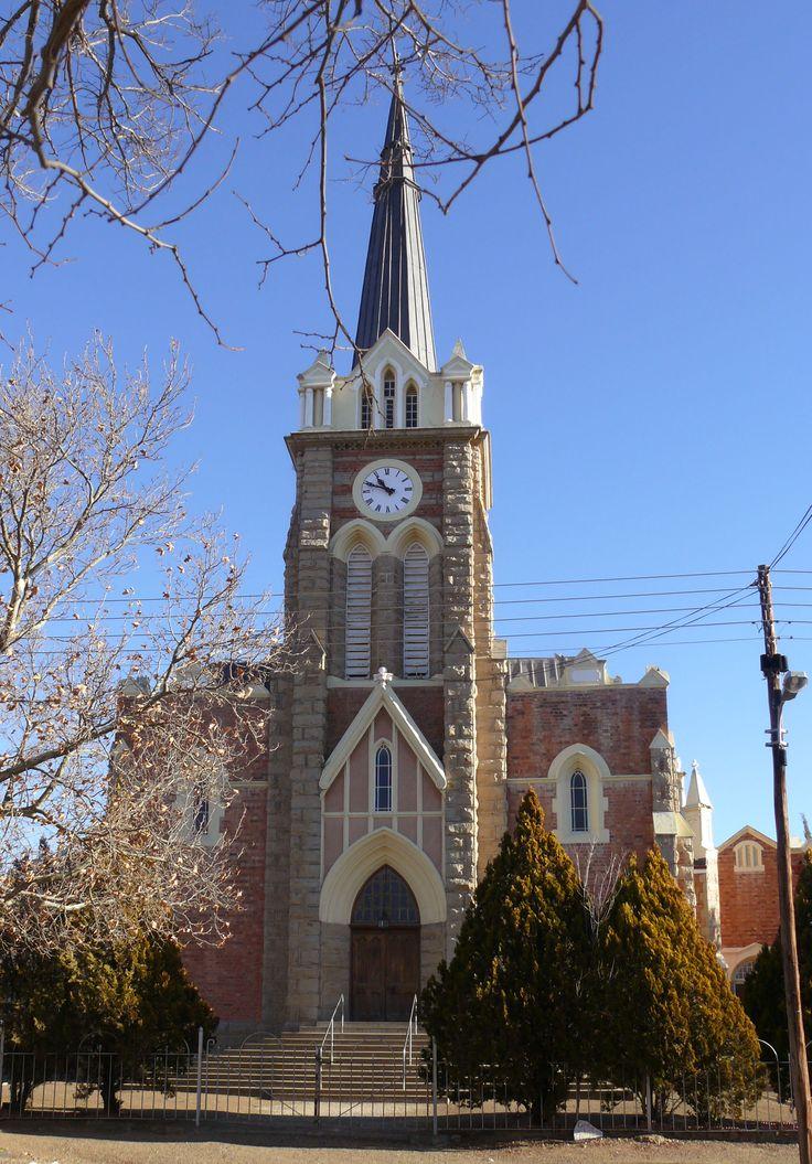 Gebou van die NG gemeente Molteno, Kaapland