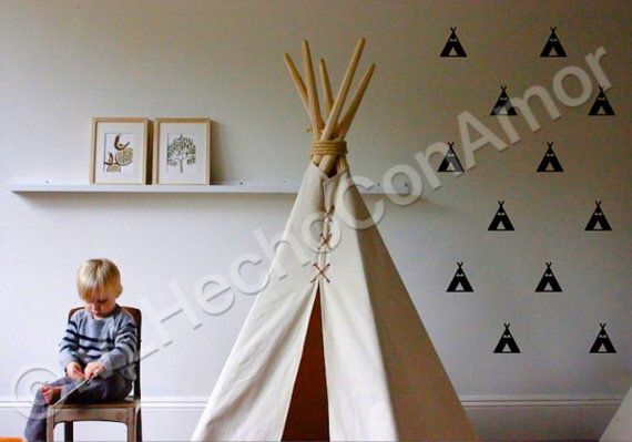 Wall Vinyl Sticker will upgrade the look of your room quickly and easily! Just…