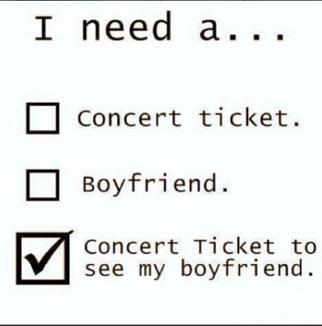 #KPOP fans can relate   ♡