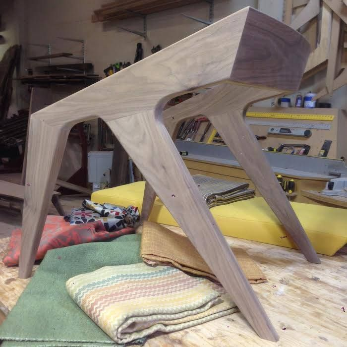 Jory Brigham armchair