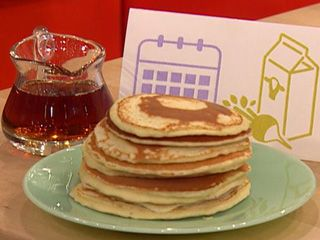 Bruce Paltrow's World-Famous Pancakes by Gwyneth Paltrow