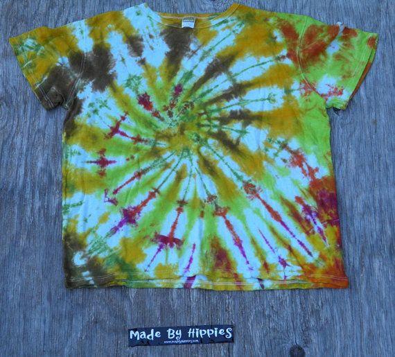 spiral tie dye instructions