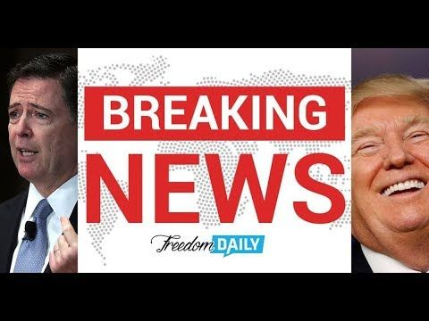BREAKING News Today!!! James COMEY IS DONE!!! Trump Just Got LAST LAUGH!...