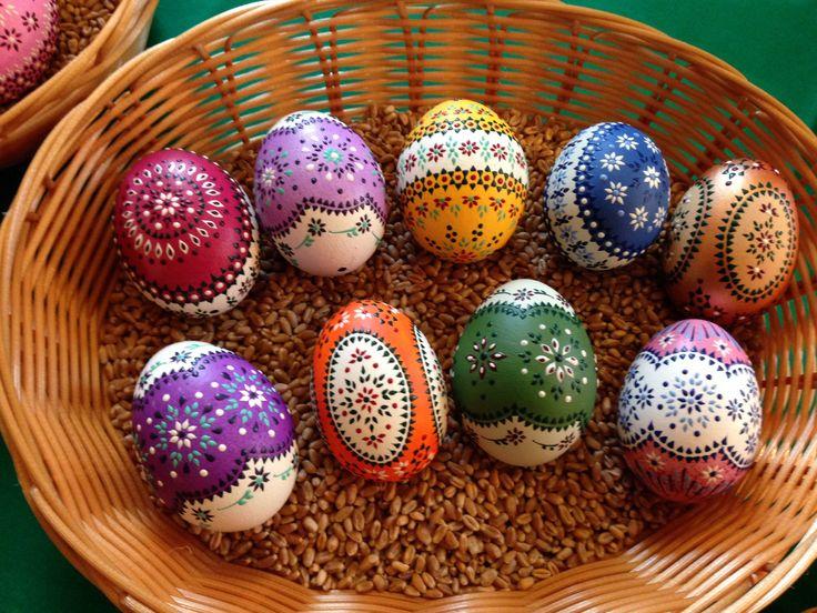 pin by esther liebal on meine ostereier my easter eggs pinterest. Black Bedroom Furniture Sets. Home Design Ideas