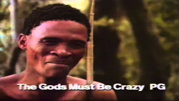 The Gods Must Be Crazy Trailer 1980s Comedy Classic