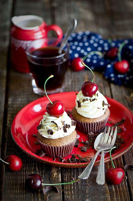 Вишневые рецепты/ Cherry ricepes - COOKING FOR PLEASURE