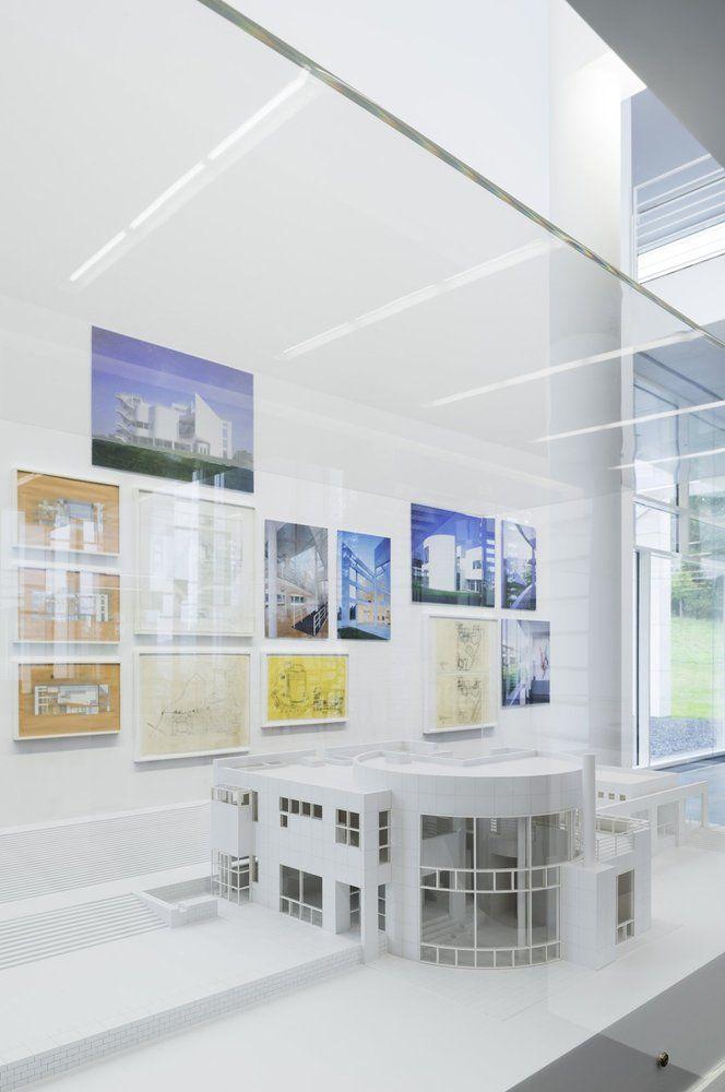 Gallery of 'Richard Meier. Building as Art' Exhibition - 4