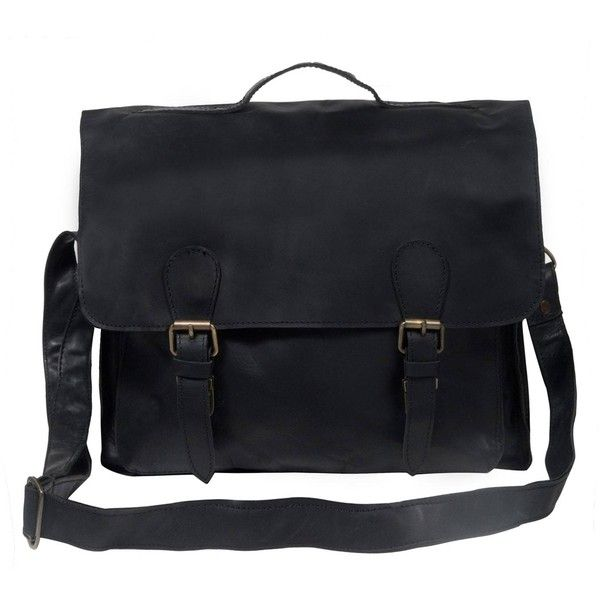 MAHI Leather - Leather Messenger Satchel Briefcase/School/Work Bag in... (590 BRL) ❤ liked on Polyvore featuring men's fashion, men's bags, mens satchel messenger bag, mens leather laptop messenger bag, mens leather satchel messenger bag, mens messenger bag and mens leather messenger bag